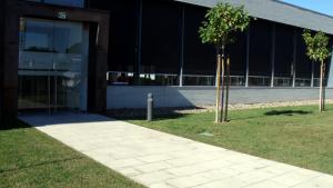 Imatge de les oficines d'Aparcam a Cambrils.