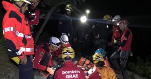 Imatge del rescat