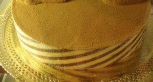 Imatge d'un pastís de la Prats