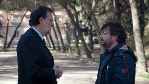Jordi Évole ha intentat contactar amb Mariano Rajoy a través d'un anunci al diari 'Marca'