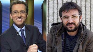 Jordi Évole y Jordi Hurtado son primos segundos