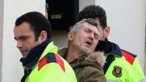 Jordi Magentí, detingut pels Mossos d'Esquadra