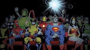 Juegos de superhéroes de Marvel y DC. Os seleccionamos los mejores.