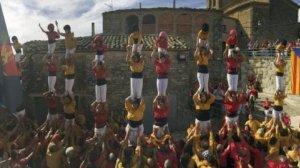La diada de dones castelleres tornarà a ser a Bellprat