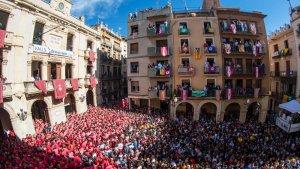 La Diada de Santa Úrsula més reivindicativa a Valls
