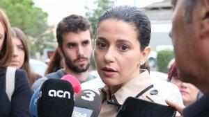 La líder de C's a Catalunya ha assegurat que surten «a guanyar Sabadell» en les pròximes eleccions