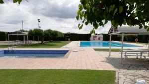La piscina de Bràfim.