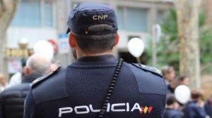 La Policía Nacional detiene a una mujer en Salamanca