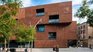 La prestigiosa escola pública d'art i disseny Massana de Barcelona