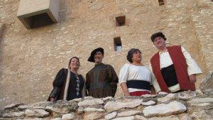 La visita del passat 13 d'octubre es va emmarcar en les Jornades Europees del Patrimoni