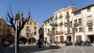 L'Ajuntament de Montblanc és un dels consistoris que ha rebut la sol·licitud de la subdelegació del govern.
