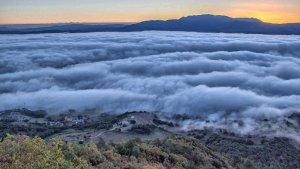 Las nieblas serán frecuentes en el interior por la mañana