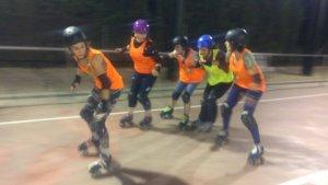 Les Insubmises Roller Derby de Reus es donen a conèixer en el seu 2n aniversari