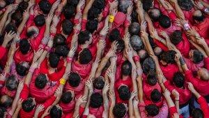 Les millors imatges de la Diada de Santa Úrsula 2018 a Valls