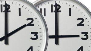 Los cambios de horarios coincidirán con el último domingo de marzo y octubre