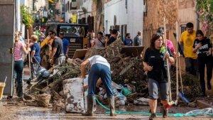 Més de 1.000 voluntaris ajudes als veïns