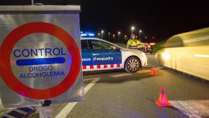 Més de 60 control de droga i alcohol a tot Catalunya per Sant Joan.