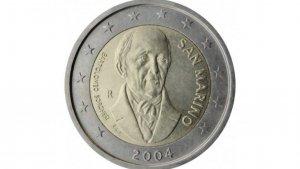 Moneda de dos euros de San Marino