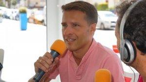 Óscar Medina, alcalde de Torrox, Málaga