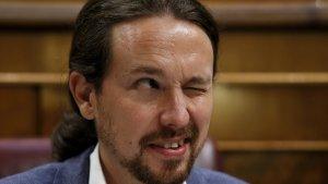 Pablo Iglesias va visitar el passat divendres la presó de Lledoners