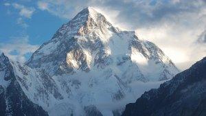 Pico del K2, en el Himalaya.
