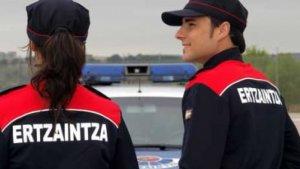 Policía Ertzaintza