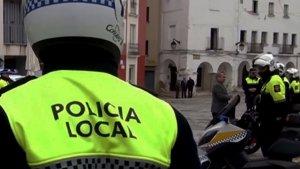 Polícía Local de Badajoz