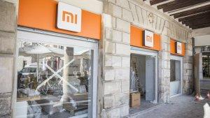 Pròxima obertura de la botiga Mi Store a la plaça del Mercadal a Reus.