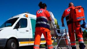 Servicio de emergencias EPES, en una imagen de archivo