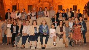 Una imatge d'una de les anteriors trobades de les Rosalies de Torredembarra.