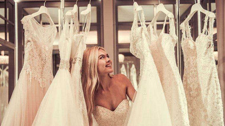 39e3b622f Los 10 vestidos de novia baratos para todo tipo de bodas
