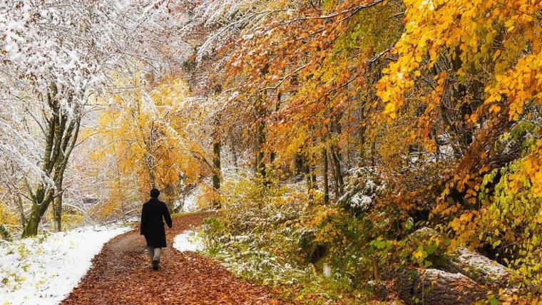 El ambiente de invierno llegará este fin de semana
