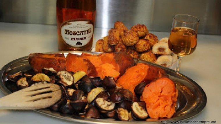 Els moniatos al forn s'han menjat tota la vida a Catalunya en aquesta època de l'any