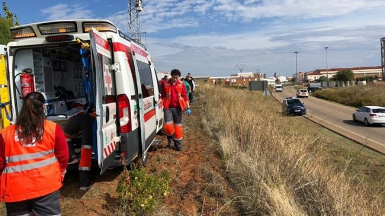 Encuentran a un anciano desaparecido en Almendralejo, Badajoz