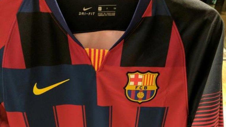 Es filtra la imatge de la samarreta del 20è aniversari de Nike amb el Barà d6775bf4444