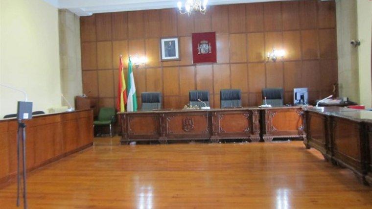 Imagen de archivo de la Audiencia Provincial de Jaén.