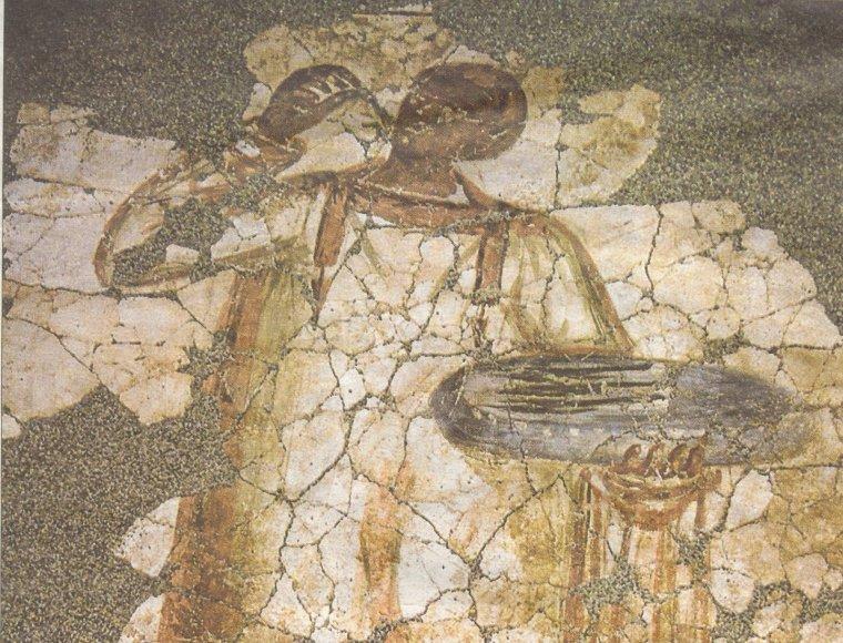 Un esclau romà de calçotada