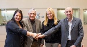 Acte d'acord entre els alcaldes de Rubí, Terrassa, Castellbisbal i Barberà