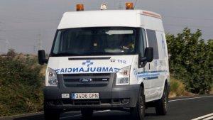 Ambulancia rioja