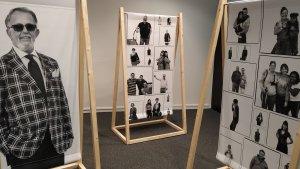 Aquests són alguns dels retrats de tarragonins i tarragonines que es poden veure a «Fotomató Ciutadà»