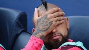 Arturo Vidal, multat amb 800.000 euros per una baralla en una discoteca d'Alemanya