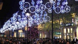 Barcelona encendrà les seves llums de Nadal el dijous 22 de novembre