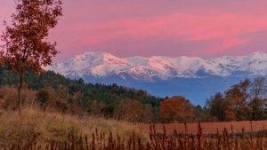Caen las temperaturas este viernes en muchos puntos del país y en el noreste se esperan nevadas en los Pirineos
