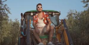 Captura del videoclip