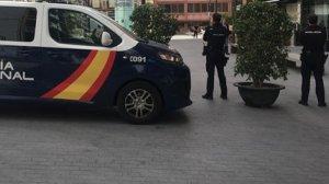 Detinguda a València una dona per utilitzar a les seues filles menors per a mendigar en la porta d'una església