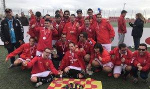 El Nàstic Genuine gaudeix de la primera cita de la temporada 2018-2019