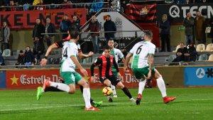 El portugués ha posat l'1 a 0 en el marcador en el minut 12