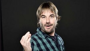 El presentador i actor Quim Masferrer