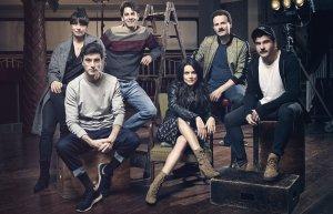 Els actors protagonistes d'«Hache», la sèrie de Netflix España que rodarà a Tarragona.