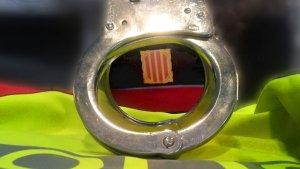 Els Mossos han informat de la detenció a Olot.